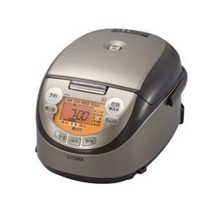 【新品】タイガー 炊きたてミニ JKM-G550-T ブラウン 炊飯器(3合炊き) beabea