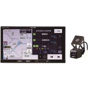 ■イクリプス(ECLIPSE)  AVN-D9 7型カーナビ ドライブレコーダー搭載  D seri...
