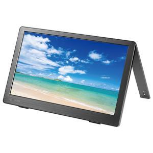 【新品】IODATA LCD-CF131XDB-M [13.3インチ ブラック] モバイル液晶ディスプレイ beabea