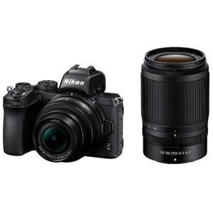 【新品】Nikon ニコン Z 50 ダブルズームキット ミラーレスカメラ|beabea