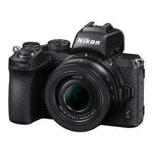 【新品】Nikon ニコン Z 50 16-50 VR レンズキット ミラーレスカメラ|beabea