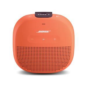 【新品】BOSEボーズ SoundLink Micro Bluetooth speaker [ブライトオレンジ]【国内正規品】|beabea