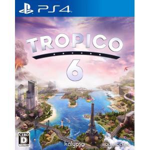 【美品】【中古品】トロピコ6 PS4ゲームソフト ※クリックポスト発送|beabea