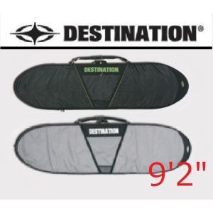 DESTINATION ディスティネーション ロングボード用デイバッグ/フィンスロット付 ■特徴 5...