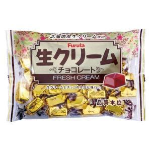 フルタ 生クリームチョコ ファミリーパック 184g|beads-store