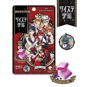 UHA味覚糖 ツイステグミ ツイステッドフルーツ味 20g×10個 ネコポス発送|beads-store