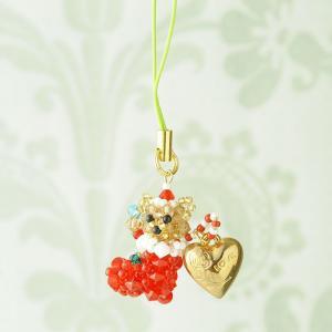 ビーズ キット クリスマス ホビックス サンタベアブーツ|beadsmania-shop