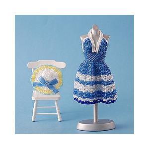 ビーズ キット TOHO ホルターネックのリゾートドレス&ガーデンハット  夏特集|beadsmania-shop