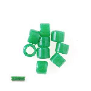 シードビーズ/デリカビーズ デリカビーズ DB655(緑ギョク着色) 5g|beadsmania-shop