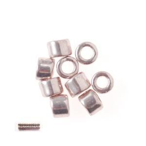 シードビーズ/デリカビーズ デリカビーズ DB417(外銀メッキ 着色) 5g|beadsmania-shop