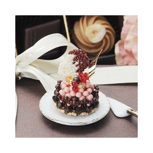 ビーズキット スイーツ ボヌール・ショコラ  ビーズマニア|beadsmania-shop