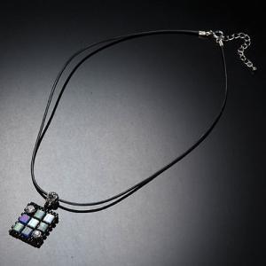ビーズ キット アクセサリー ビーズファクトリー スクエアトップ・ネックレス|beadsmania-shop