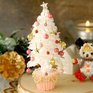 ビーズ キット クリスマス クリスマスツリー〜ホワイト〜  ビーズマニア|beadsmania-shop