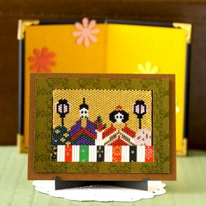手作りキット 手芸 ビーズキット ハンドメイド 手芸 キット ひな祭り特集 桃の節句飾り|beadsmania-shop