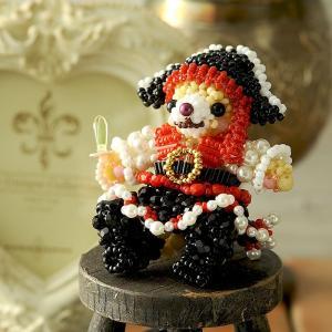 ビーズ キット テディベア テディベアシリーズ〜海賊・女の子〜 ビーズマニア|beadsmania-shop