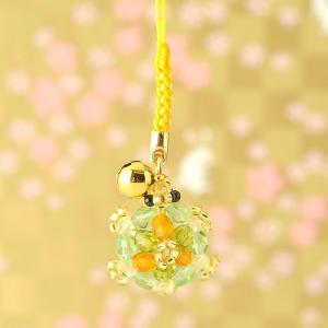 手作りキット 手芸 ビーズキット ハンドメイド 手芸 キット TOHO 福結び2〜かめ〜|beadsmania-shop