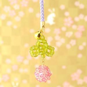 手作りキット 手芸 ビーズキット ハンドメイド 手芸 キット TOHO 福結び2〜まつとももはな〜|beadsmania-shop