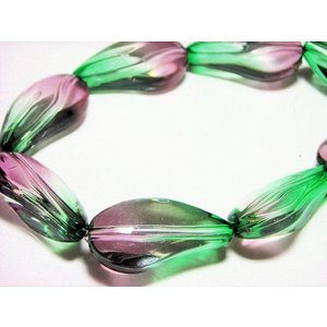 NEWヴィトライユビーズ 24×13mm|beadsshopj4