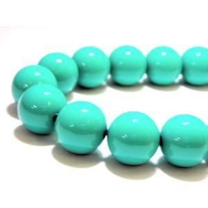 アクリル塗装玉 14mm|beadsshopj4