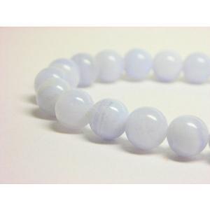 ブルーレースアゲート 3mm|beadsshopj4