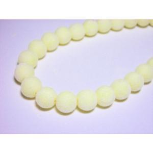 フロッキー 丸8mm beadsshopj4