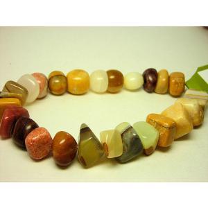 イタリアンオニキス イエロー 変形|beadsshopj4