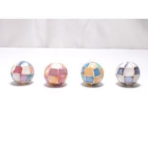 モザイクシェルパステル10mm|beadsshopj4