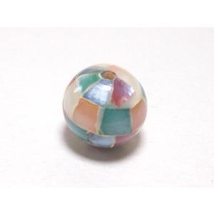 モザイクシェルパステル10mm|beadsshopj4|03