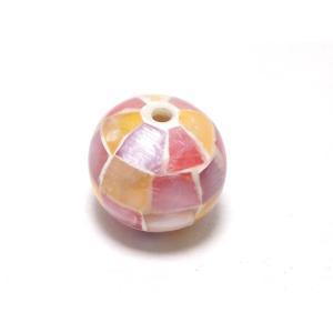 モザイクシェルパステル10mm|beadsshopj4|04