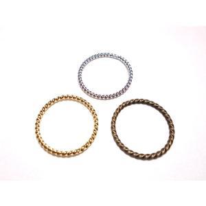 メタルリング3 20mm|beadsshopj4
