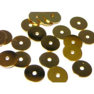 真鍮メタルパーツ8mm (20ヶ)|beadsshopj4