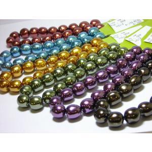 秋色パール (6回塗り) オニ10mm|beadsshopj4