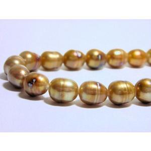 ゴールド ライス6mm|beadsshopj4