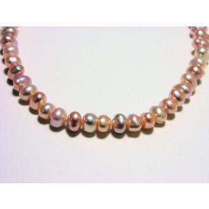 ピンク ポテト3〜4mm|beadsshopj4