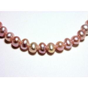 ピンク ポテト4〜5mm|beadsshopj4