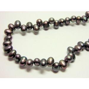 クロ マガタマ5mm|beadsshopj4