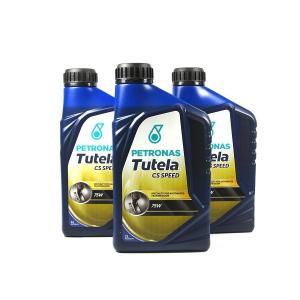 フィアット FIAT 500 デュアロジックオイル TUTELA CS SPEED (1L入) 3本SET パーツ|bealre