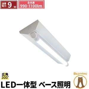 LED蛍光灯 20w形 60cm ベースライト 電球色 昼白色 昼光色 FR20X1-LT20K-III ビームテック beamtec-forbusiness