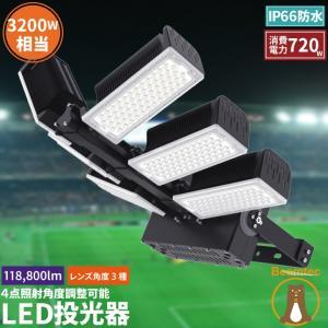 LED投光器 720W 投光器 LED 屋外 看板 駐車場 倉庫 工場 作業灯 防犯灯 LED高天井 照明器具 LET720 ビームテック|beamtec-forbusiness