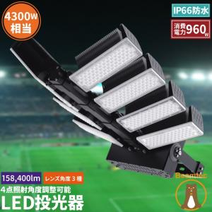 LED投光器 960W 投光器 LED 屋外 看板 駐車場 倉庫 工場 作業灯 防犯灯 LED高天井 照明器具 LET960 ビームテック|beamtec-forbusiness