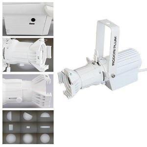 EP-03 Mini LED source 4 Gobo Profile 手動調光つまみ付き|beamtec