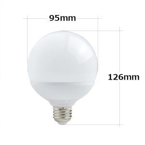 LED 電球 E26 100W型相当 LEDボ...の詳細画像1