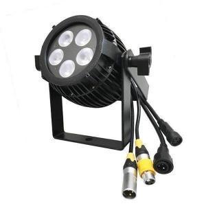 4in1 防滴COLOR mini LED Par 消費電力40W LP0805 RGBW デモ機は用意されております|beamtec