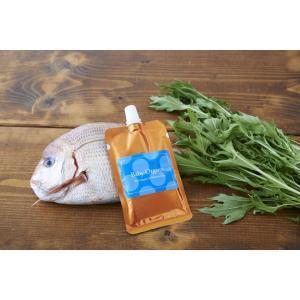 離乳食 無添加 ベビーフード オーガニック 有機無農薬 野菜 天然だし BabyOrgente 鯛と水菜おじやタイプ 1袋|beans-japan