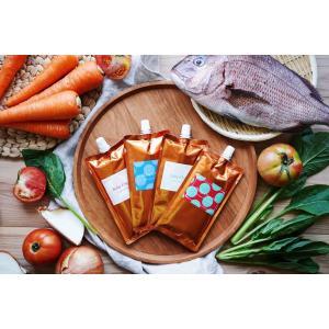 【 大サイズ・送料無料+おまけセット 】離乳食 無添加 有機無農薬 野菜 天然だし BabyOrgente 大サイズ・160gの4種類を各4袋 合計16袋|beans-japan