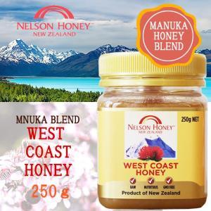 ウェストコーストハニー マヌカハニーブレンド ニュージーランド産ハチミツ 100%天然蜂蜜 ギフト 贈り物|beanspot