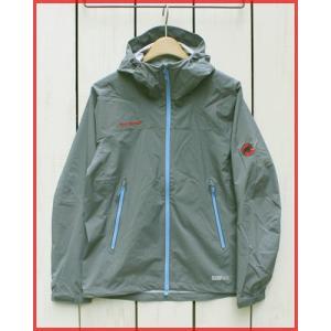 セール!! Mammut Softech Light Speed Jacket Men Titanium 0051 / マムート ライトスピード ジャケット チタニウム グレー ライトブルー beardstore