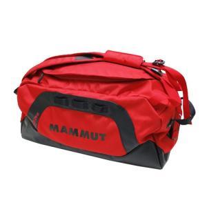 MAMMUT Cargon 40L / Duffel Bag Back Pack Poppy 3336  / マムート カーゴン / ダッフル バック レッド ブラック|beardstore