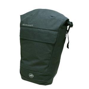 MAMMUT Xeron Courier 20 / Back Pack Black 0001 Melange / マムート エクセロン クーリエ / バックパック 20L ブラック メランジェ|beardstore