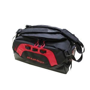 MAMMUT Rock Cargo SE / Duffel Bag Back Pack Cargo Black Fire 0055 / マムート ロック カーゴン SE / ダッフル バックパック カーゴ ブラック ファイア|beardstore